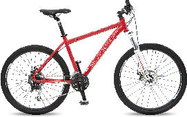 Superior OXIDE 800 Mountainbike Zoll: 26x16.0